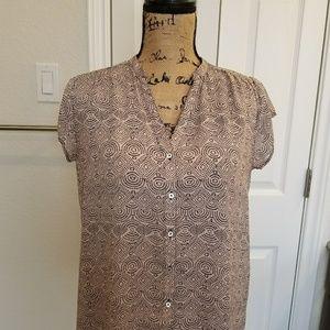 H&M blouse sz 4